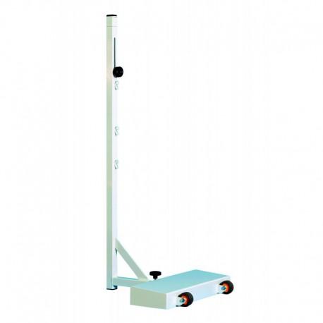 Poteaux compétition embase 60 kg - Modèle FFBAD